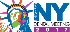 Greater New York Dental Meeting Logo