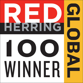 2017 Red Herring Top 100 Global Award